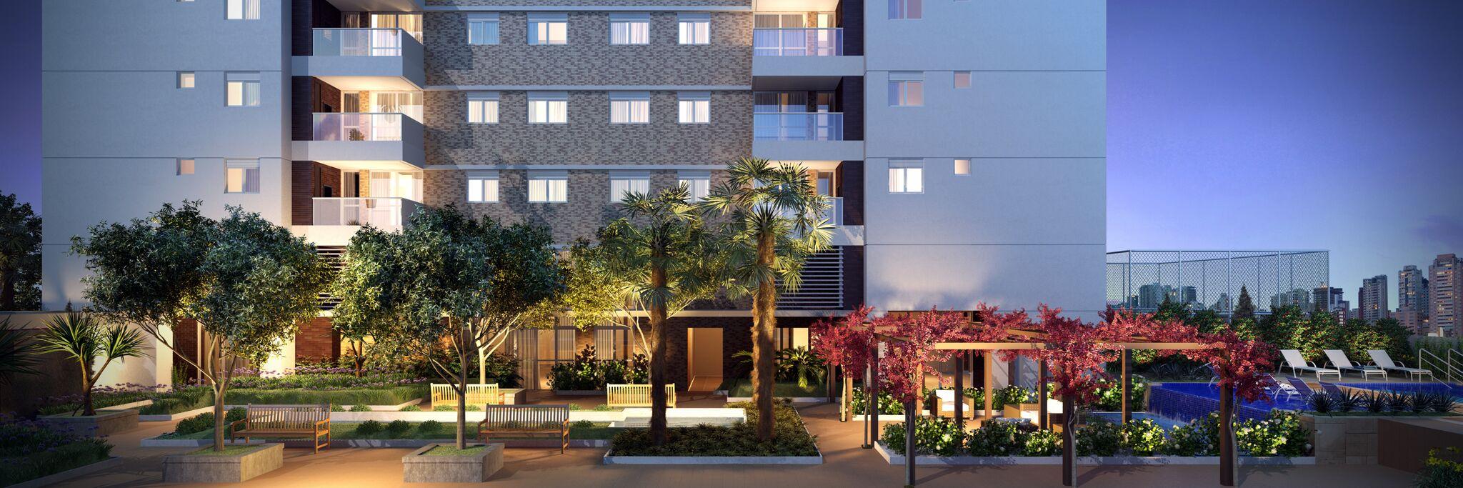 arquiteto para prédio de apartamentos