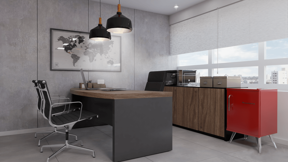 arquitetura para escritorio
