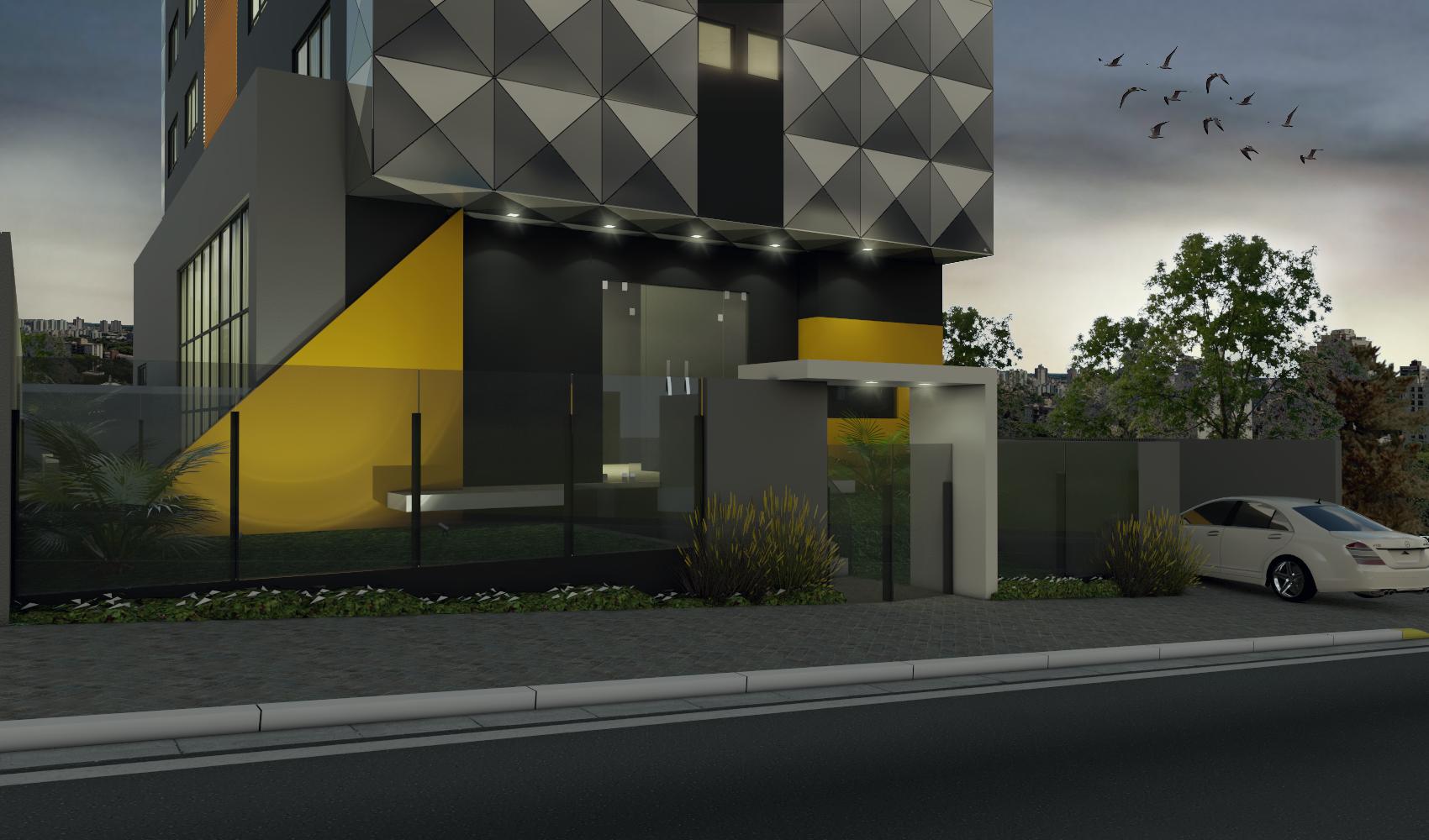 arquitetura para studio