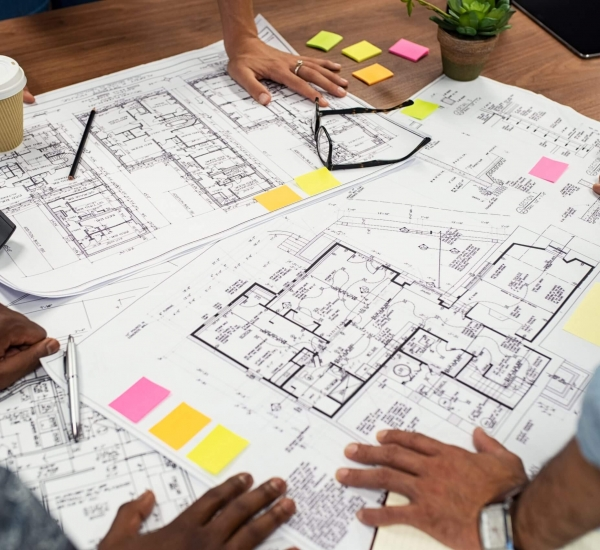 gerenciamento de projetos de arquitetura
