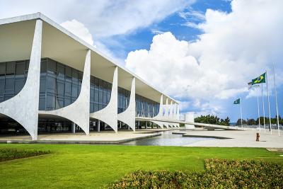 construções arquitetônicas famosas - palacio do planalto