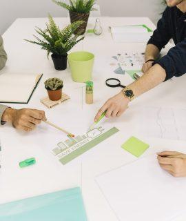 Projeto sustentável para sua empresa