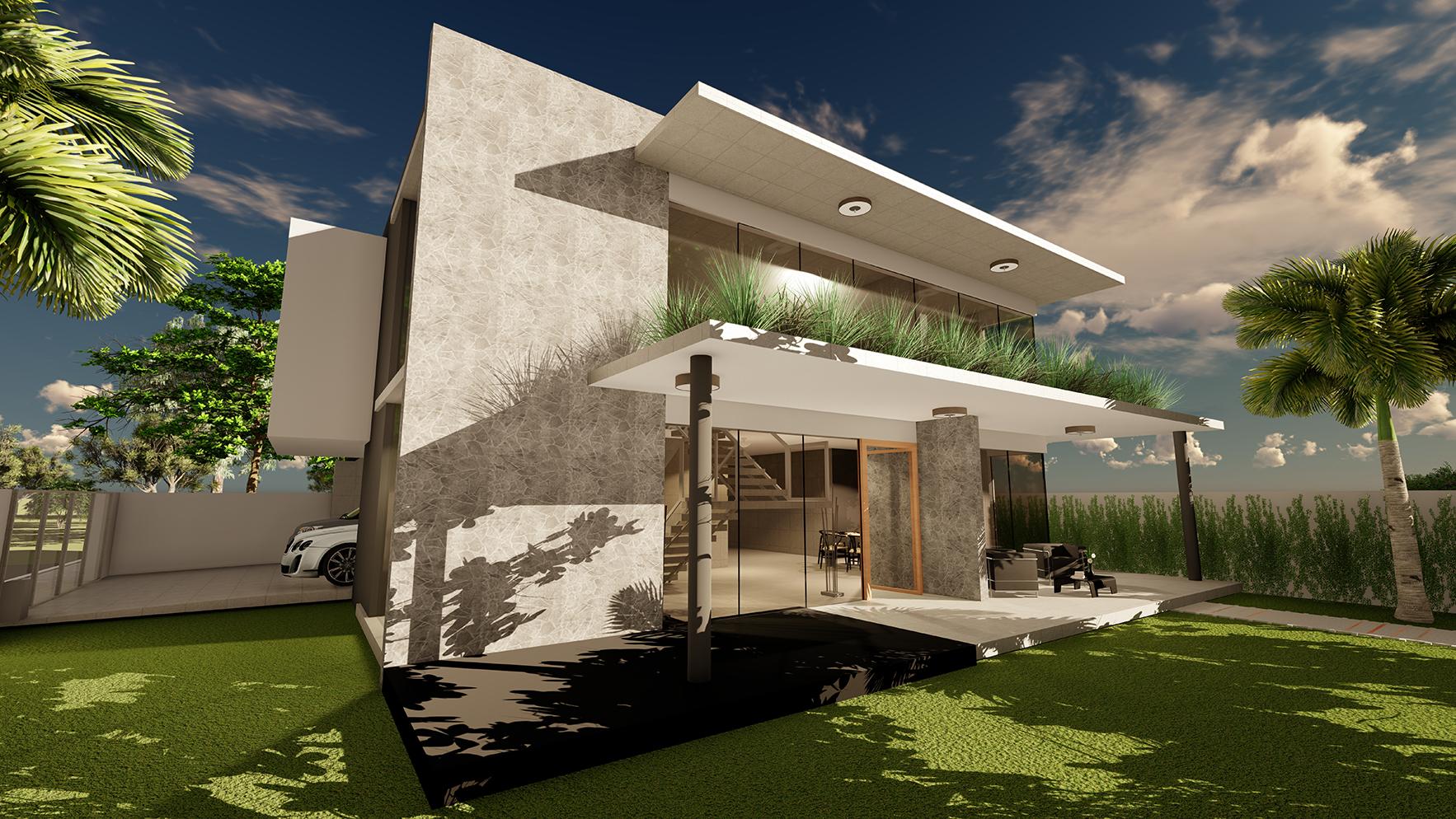 Arquitetura de Alto Padrão